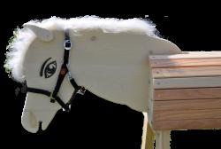 GALOPPI®-DAS Gartenpferd-Spielpferd